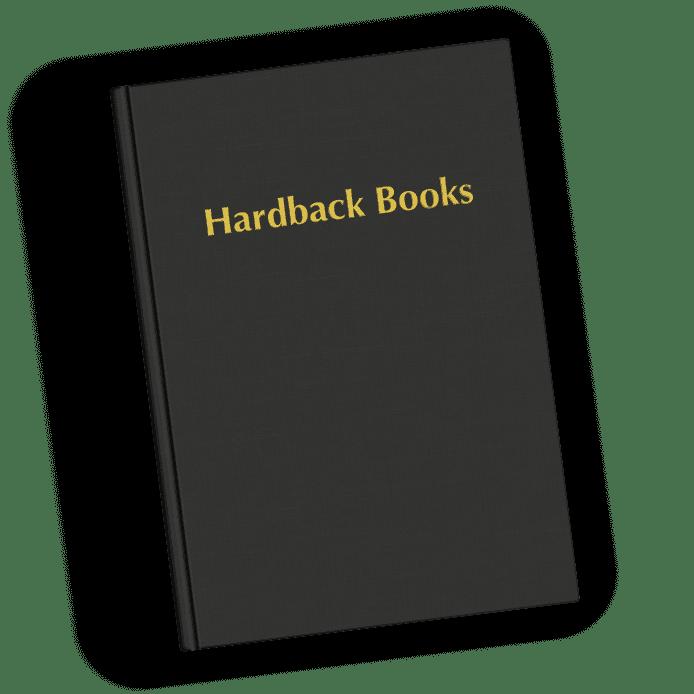 Hardback Book Printing & Binding